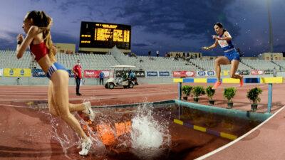 ΣΕΓΑΣ - Πανελλήνιο Πρωτάθλημα Στίβου Ανδρών Γυναικών 2020 - Πάτρα - Παμπελοποννησιακό Στάδιο