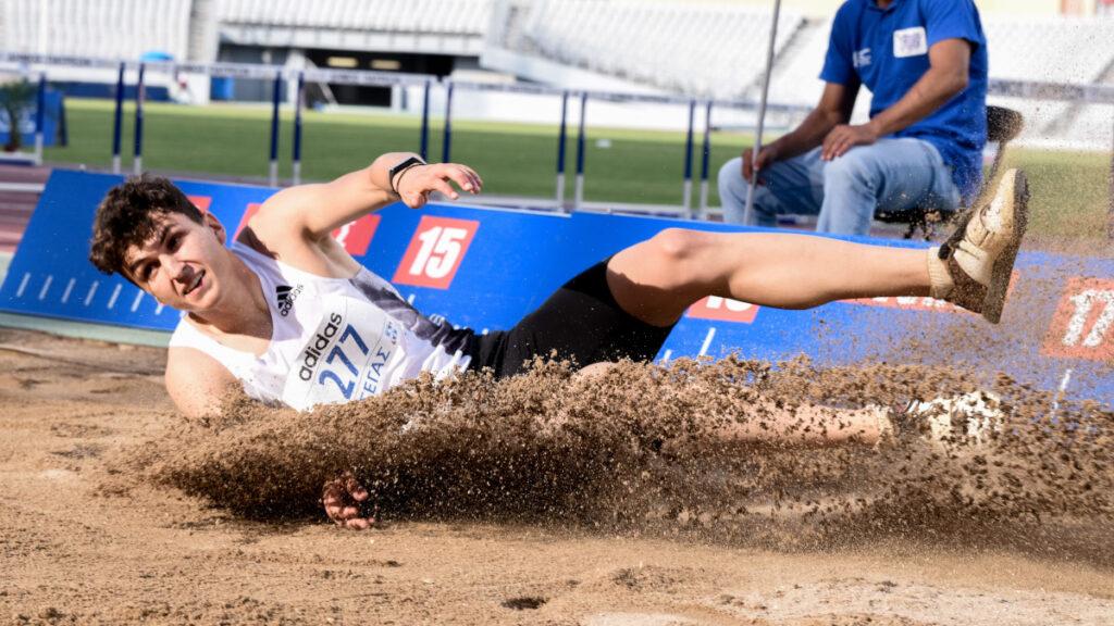 ΣΕΓΑΣ - Πανελλήνιο Πρωτάθλημα Ανδρών Γυναικών 2020 - Πάτρα - Παμπελοποννησιακό Στάδιο