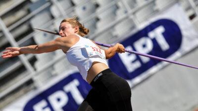 Ελίνα Τζέγκο -ΣΕΓΑΣ - Πανελλήνιο Πρωτάθλημα Ανδρών Γυναικών 2020 - Πάτρα - Παμπελοποννησιακό Στάδιο