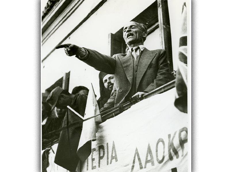 ΚΚΕ - Τάκης Φίτσιος
