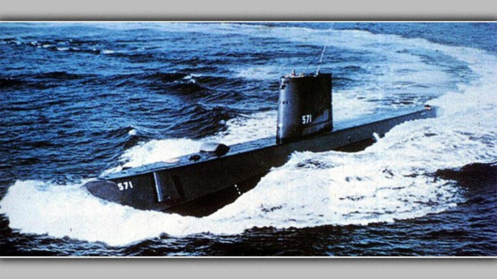 Το υποβρύχιο «Ναυτίλος»