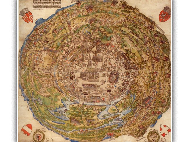 Εικόνα της πολιορκημένης Βιέννης