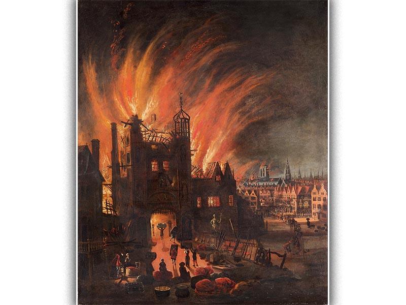Η μεγάλη πυρκαγιά του Λονδίνου