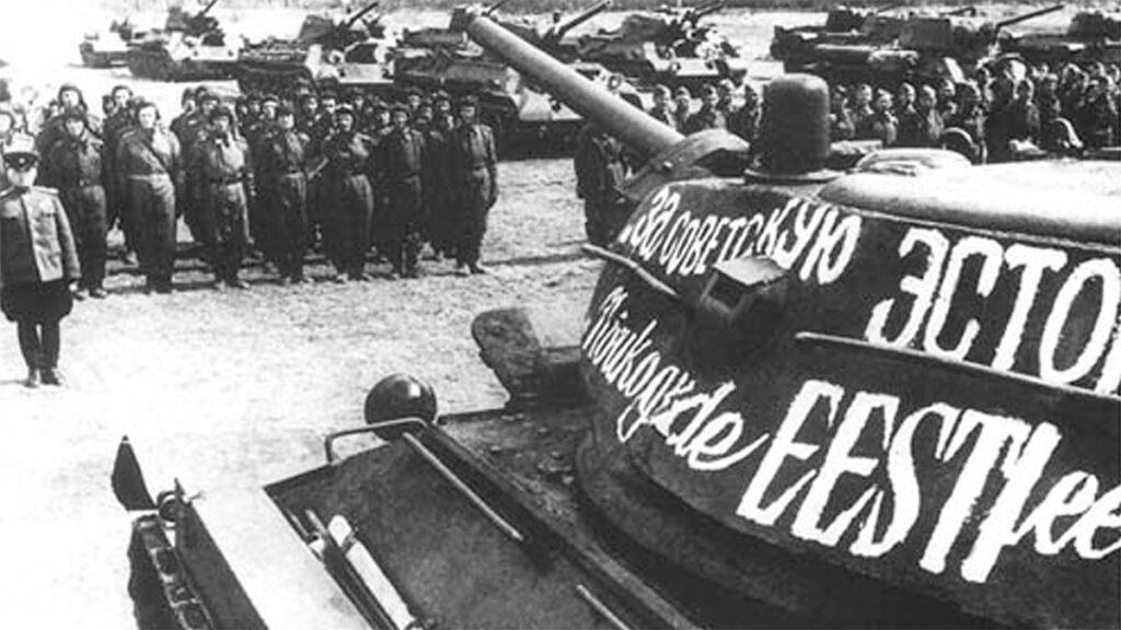 Άρματα του Κόκκινου Στρατού