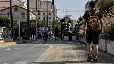 Ο «μεγάλος περίπατος» της Αθήνας