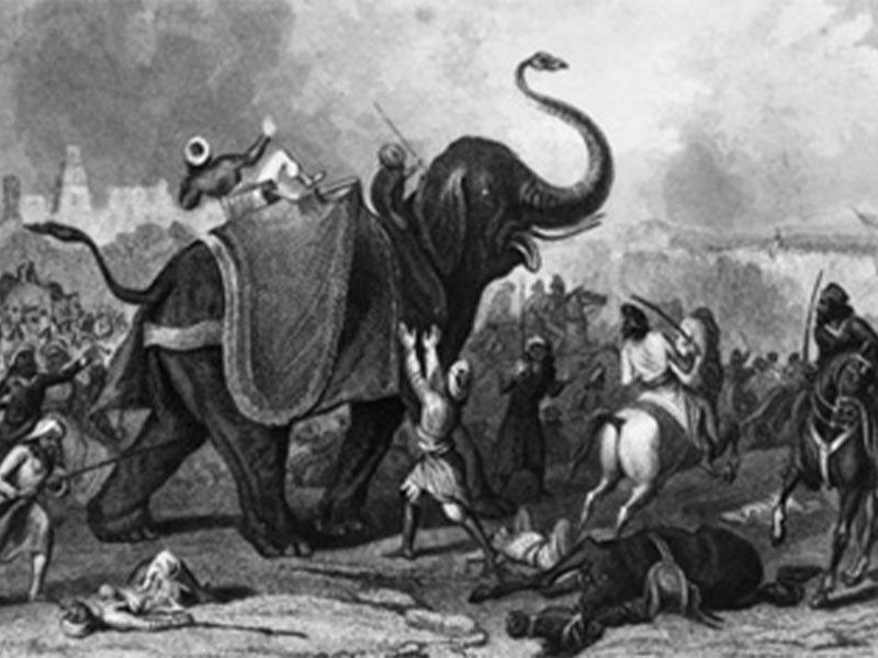 Η Μάχη των Γαυγαμήλων