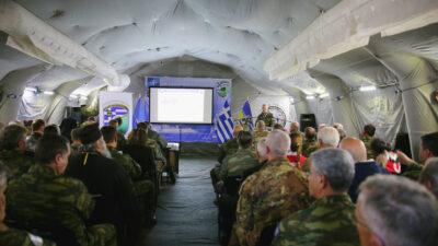 Στρατηγείο του NRDC-GR