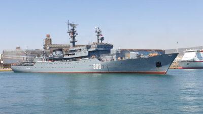 Πλοίο του ρωσικού Πολεμικού Ναυτικού «Smolny»