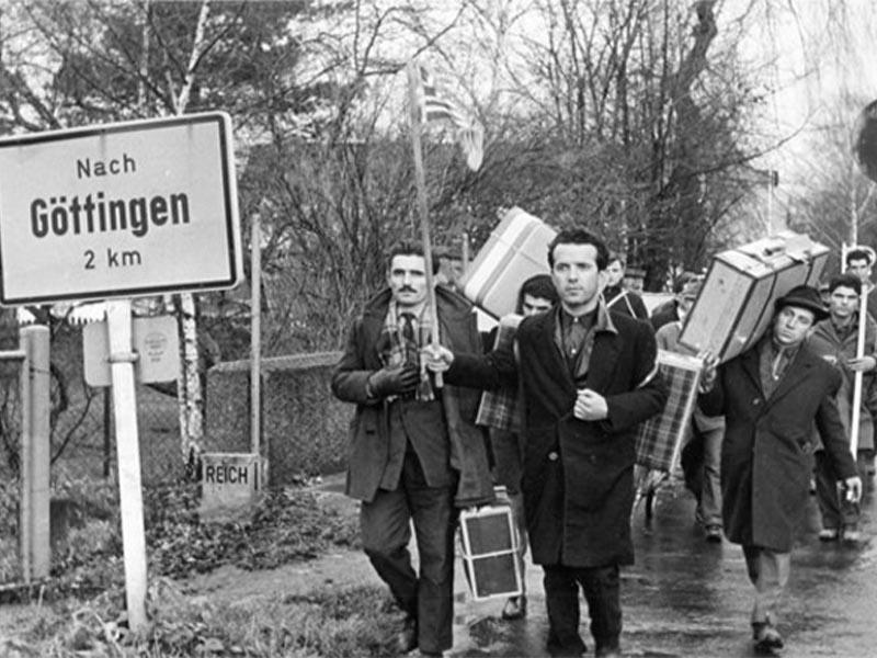 Έλληνες μετανάστες στη Γερμανία