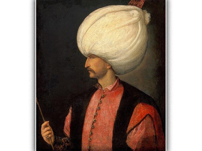 Σουλεϊμάν Α΄ ο Μεγαλοπρεπής
