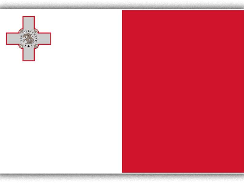 Η σημαία της Μάλτας