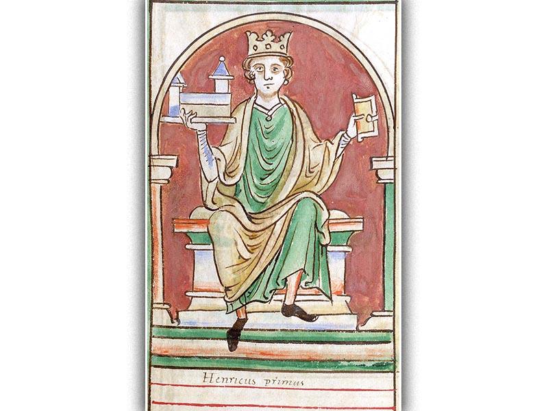 Ερρίκος Α΄ της Αγγλίας