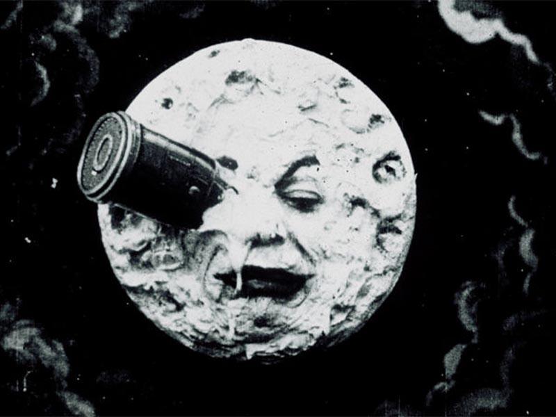 Ζορζ Μελιές «Ταξίδι στη Σελήνη»