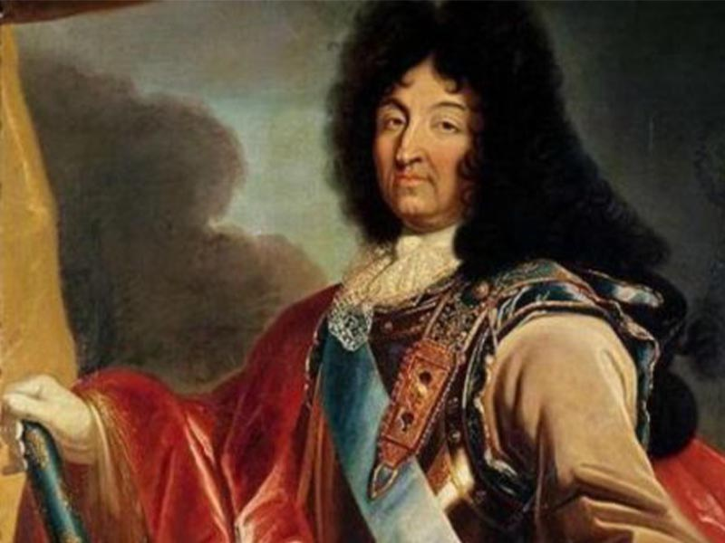 Γαλλία - Λουδοβίκος ΙΔ