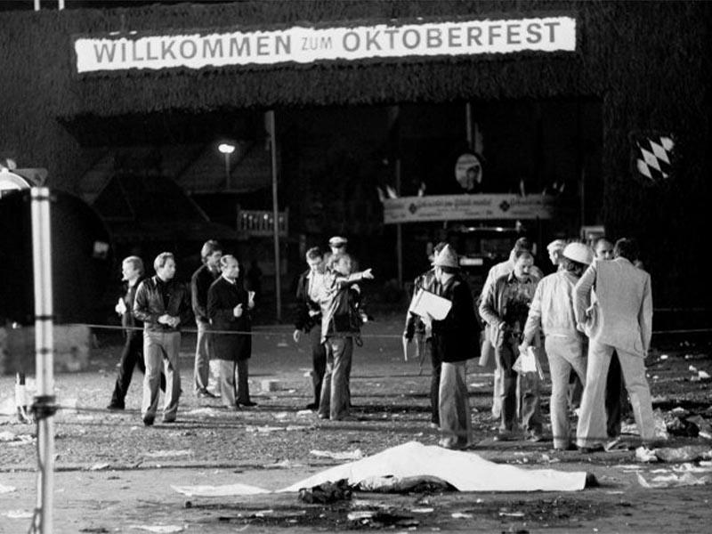"""Μετά την έκρηξη της βόμβα στο """"Οκτόμπερφεστ"""" στο Μόναχο"""