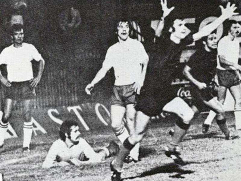 Παναχαϊκή-Γκράτσερ 2-1 το 1973
