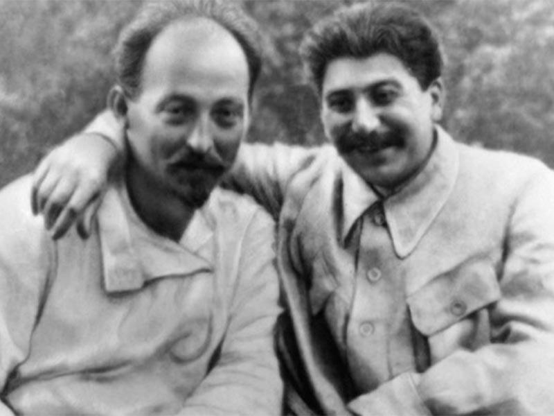 Στάλιν και Ντζερζίνσκι