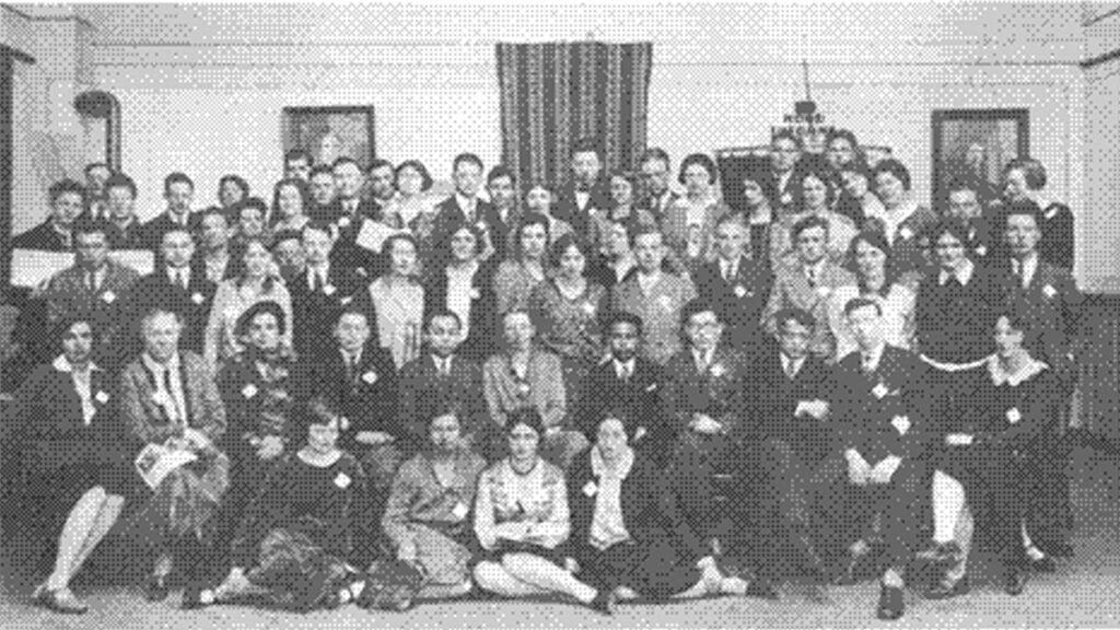 Αντιπρόσωποι στη Συνδιάσκεψη του Τσίμερβαλντ