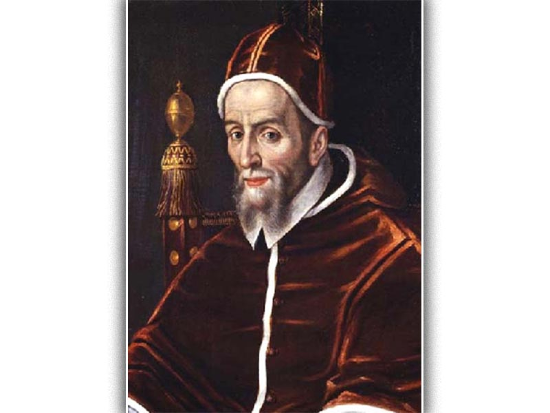 Ο Πάπας Ουρβανός Ζ΄