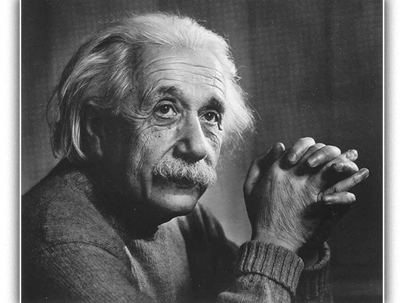 Επιστήμες - Φυσική - Μαθηματικά - Άλμπερτ Αϊνστάιν