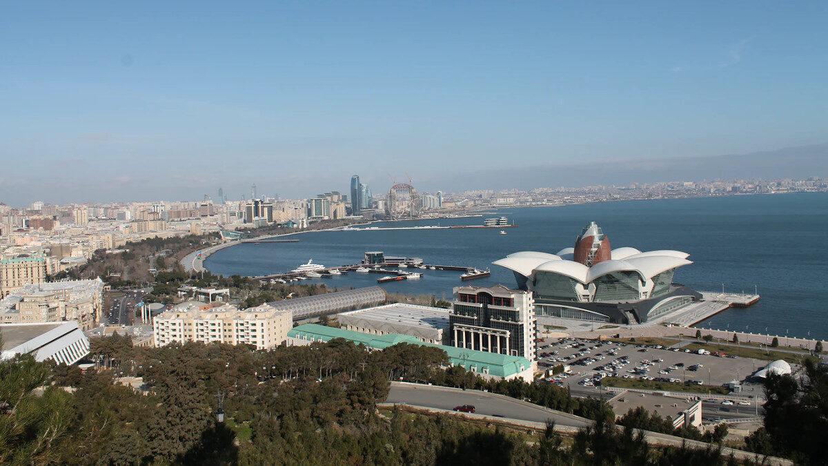 Μπακού, Πρωτεύουσα του Αζερμπαϊτζάν