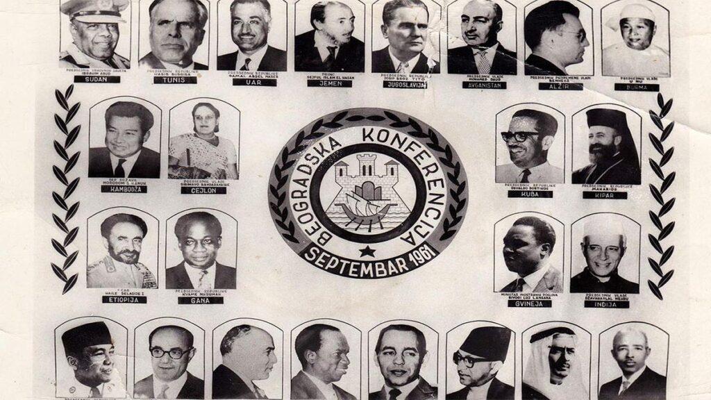Α' Συνδιάσκεψη των λεγόμενων «αδέσμευτων» χωρών 1961