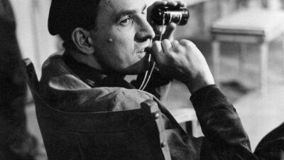 Ινγκμαρ Μπέργκμαν, Σουηδός σκηνοθέτης