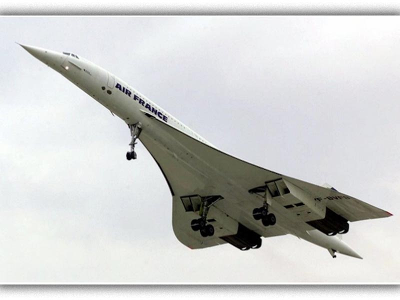 Το αεροσκάφος «Κονκόρντ»
