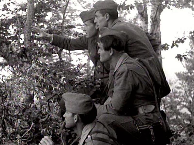 Τμήματα του ΔΣΕ στη μάχη της Μουργκάνας στην Ήπειρο