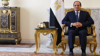 Φατάχ Σίσι - Πρόεδρος της Αραβικής Δημοκρατίας της Αιγύπτου Abdel Fattah Al-Sisi