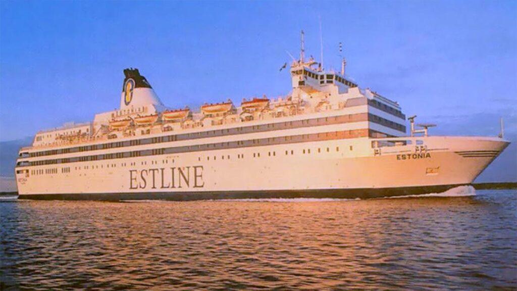 Το φέρι μπότ «Εσθονία»