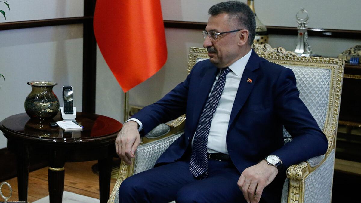 Φουάτ Οκτάι, Αντιπρόεδρος της Τουρκίας