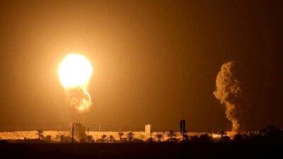 Ισραηλινοί βομβαρδισμοί στη Λωρίδα της Γάζας / 15/9/2020