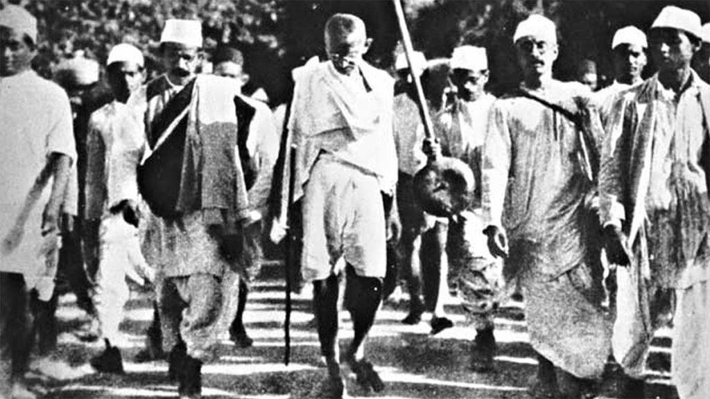 Ινδία - Αποικιοκρατία - Μεγάλη Βρετανία - Μαχάτμα Γκάντι
