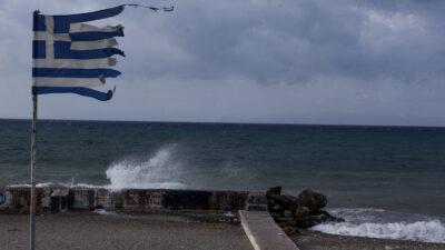 Κακοκαιρία- Καταιγίδα- Βροχή- Άνεμοι