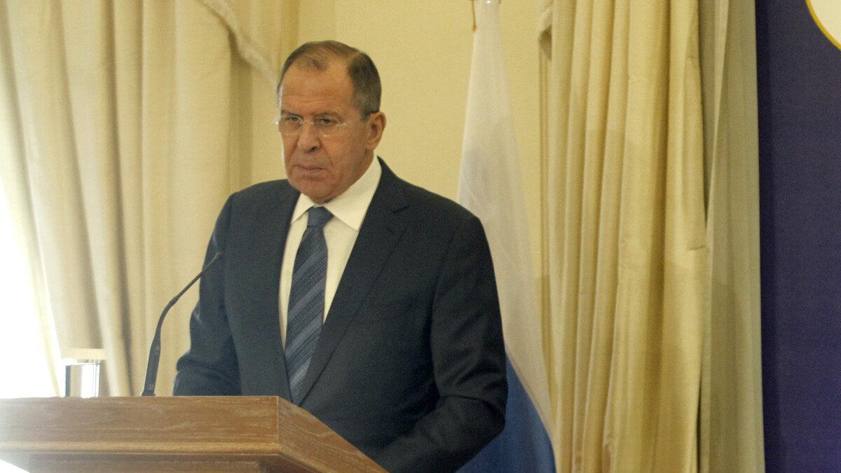Σεργκέι Λαβρόφ, Υπουργός Εξωτερικών Ρωσικής Ομοσπονδίας
