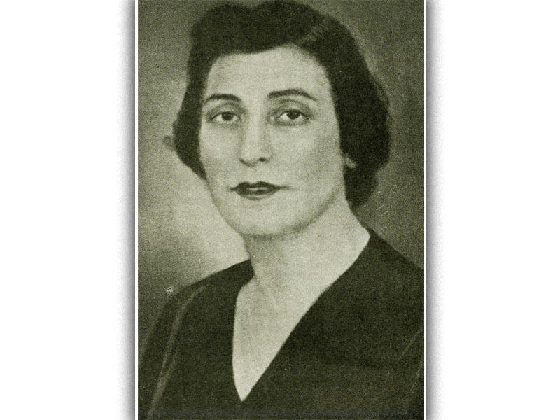 Η Λέλα Καραγιάννη