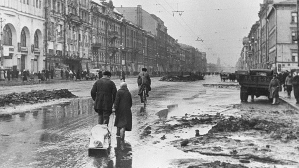 Πολιορκία του Λένινγκραντ