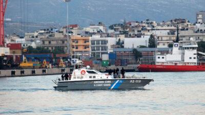 Πλωτό του Λιμενικού - Λιμάνι Ηρακλείου, Κρήτη