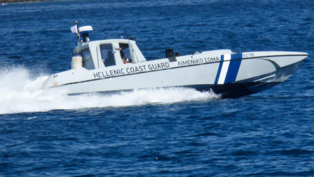 Πλωτό ταχύπλοο του Λιμενικού Σώματος - Ελληνικής Ακτοφυλακής