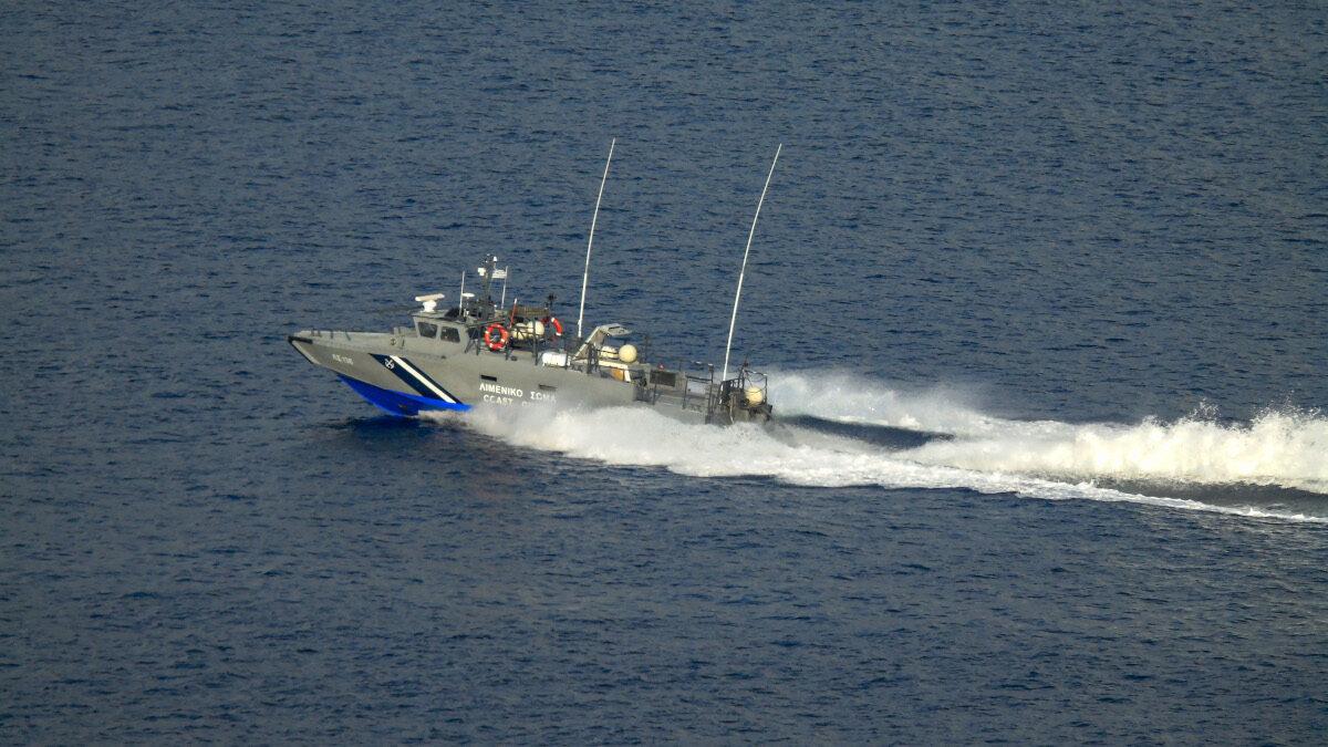 λιμενικών - Σκάφος του Λιμενικού