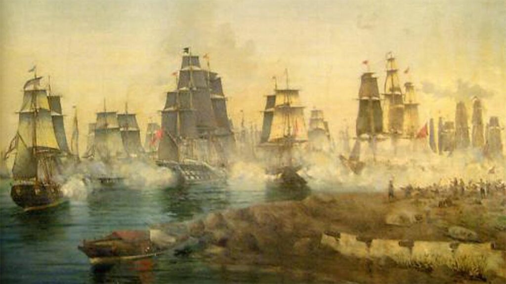 Ναυμαχία των Σπετσών 1822