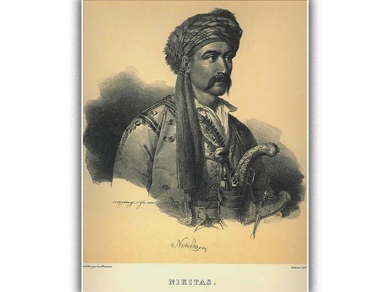 Ελληνική Επανάσταση 1821 - Νικηταράς