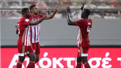 Superleague2020-2021: ΟΣΦΠ- Παναιτωλικός 2-0