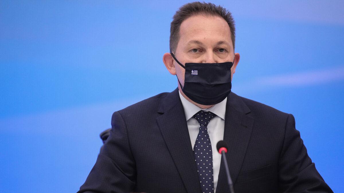 Κυβερνητικός Εκπρόσωπος Στέλιος Πέτσας