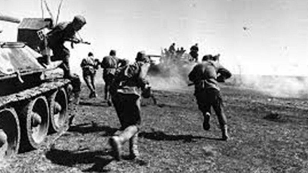 Ο Κόκκινος Στρατός απελευθερώνει τις Βαλτικές χώρες το 1944