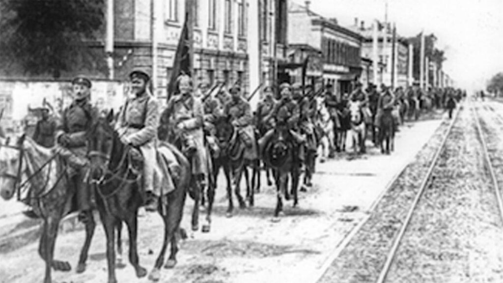 Ιππικό του Κόκκινου Στρατού