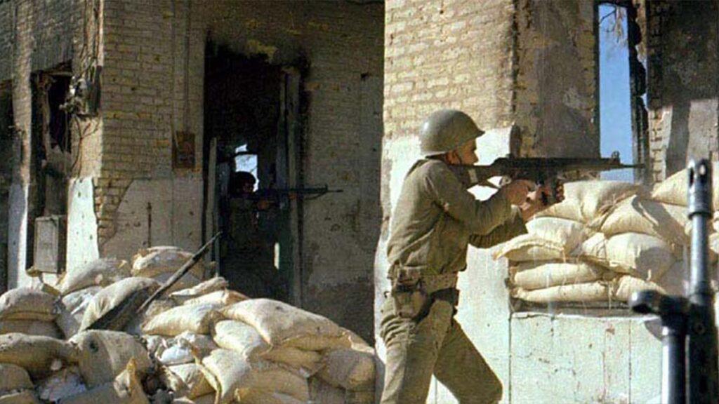 Μάχη κατά την εισβολή του Ιράκ στο Ιράν