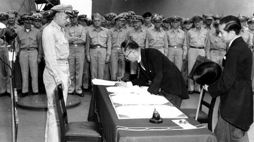Η υπογραφή της Συνθήκης