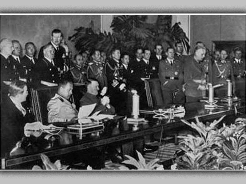 Από την υπογραφή του Συμφώνου
